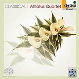 アフラートゥス・クァルテット / ベートーヴェン・モーツァルト作品 木管四重奏版
