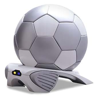 サッカーボール型冷温庫 シルバー 4L GT-04