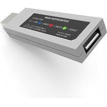 スイッチ本体で様々なコントローラーが使える!! PS4/PS3/Switch Pro/Switchジョイコン/Wii U Pro/XboxOne S Bluetoothコントローラをニンテンドースイッチ、PS3、PCにワイヤレスで接続可能なコンバーター MAGIC-NS [SRPJ1961]
