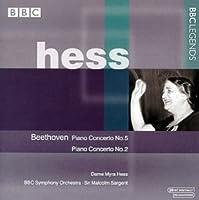 Plays Beethoven-Con Pno 2/5