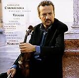 ヴィヴァルディ:後期ヴァイオリン協奏曲集