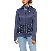 Burton Snowboards Women's Oak Full-Zip Hoodie Shirt