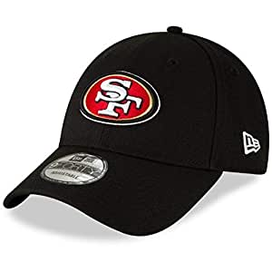 NEW ERA (ニューエラ) NFLキャップ (The League 9FORTY 940 NFL Cap) サンフランシスコ・49ers ※ブラックバージョン