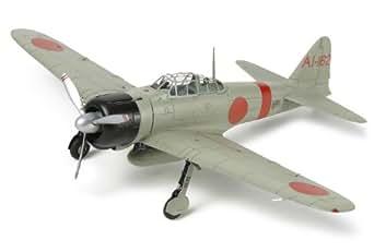 タミヤ 1/72 スケール限定シリーズ 日本海軍 零式艦上戦闘機 21型 永遠の0 特別版 プラモデル 25169