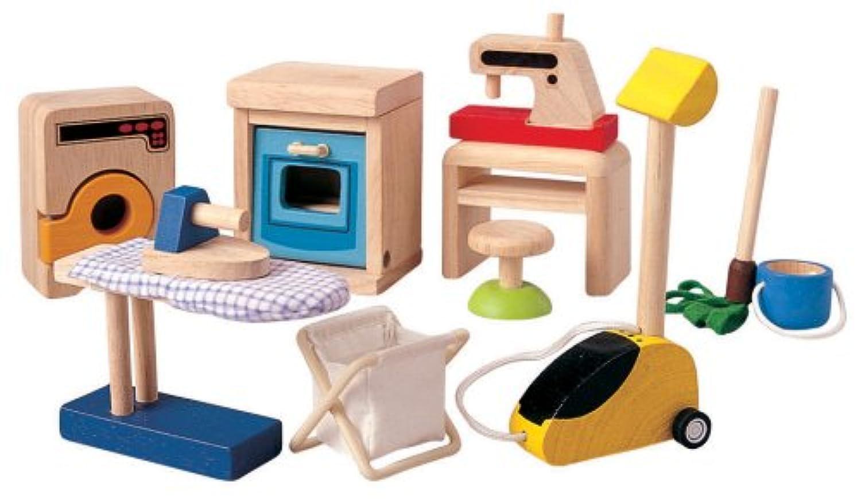 PlanToys - PT9710 - Jouet en bois - Accessoires Ménagers