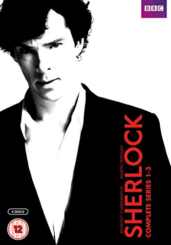 Sherlock: Complete Series 1-3 (シャーロック シリーズ1-3) [PAL-UK]