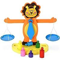 coerni fingerlings Playset – バランスBaby Monkey Climbingトイ