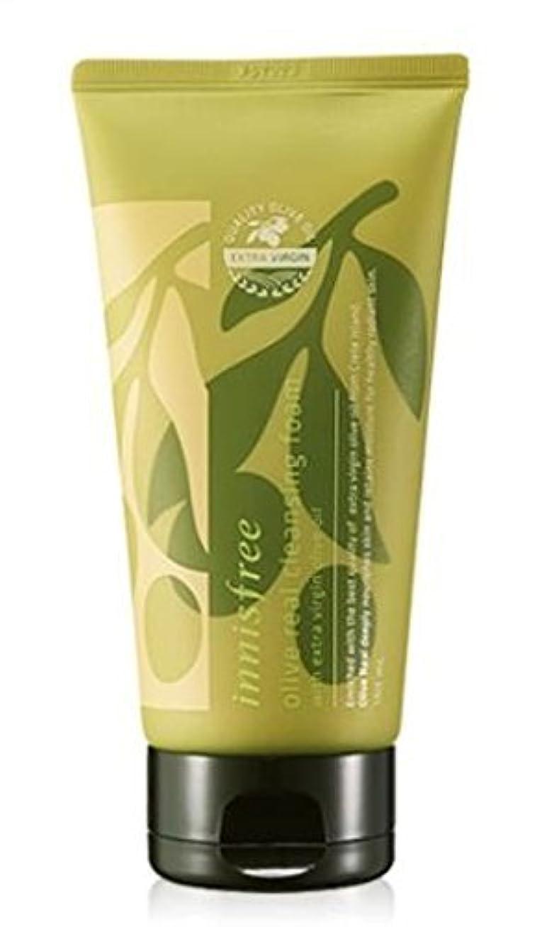 ディンカルビル捕虜優しさ[イニスフリー] Innisfree [イニスフリーオリーブリアルクレンジングフォーム 150ml] (Olive Real Cleansing foam 150ml) [並行輸入品]
