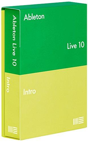 【国内正規品】Ableton DAWソフトウェア Live 10 Intro