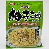 生風味スパゲッティソース 柚子こしょう ペペロンチーノ 54.8g