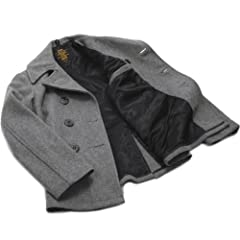 22 oz. Peacoat Medium 22209-R-W: Mid Grey