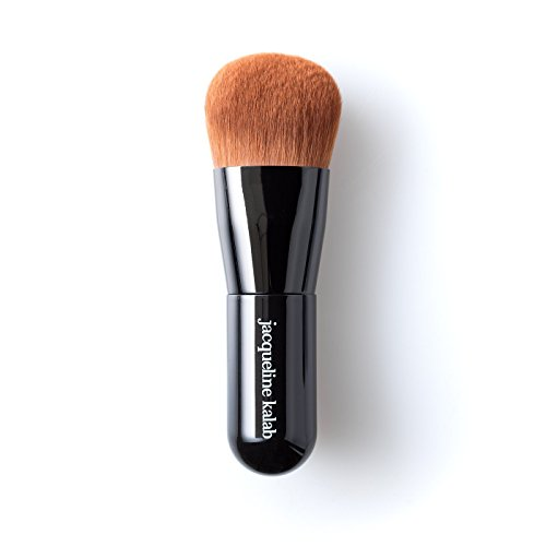 Jacqueline Kalab - Magic Foundation Brush - The Most Addictive, Most Useful, Most Amazing, Most Can't-Live-Without Makeup Brush on the Market