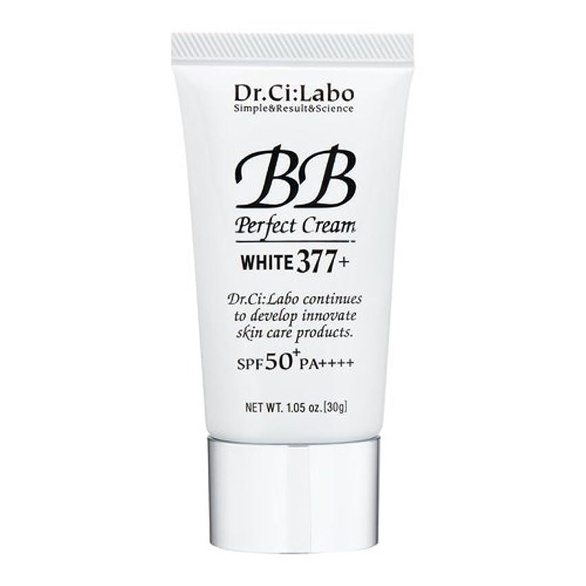 ドクターシーラボ BBパーフェクトクリームホワイト377プラス 30g[124086][並行輸入商品]