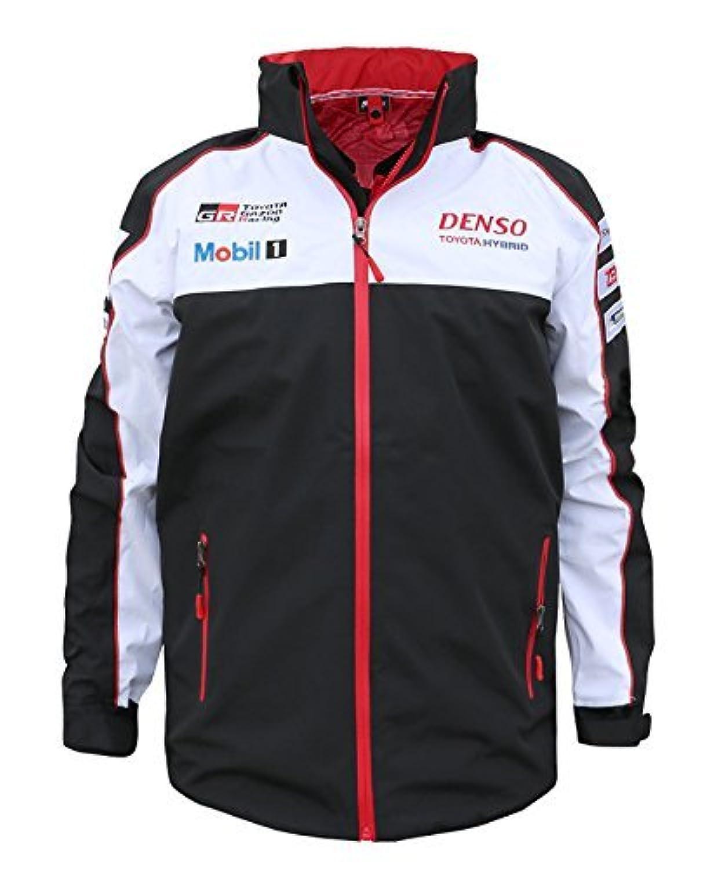 【 TOYOTA 】 トヨタ ガズー GAZOO Racing Team WEC オフィシャル ライトウェイトジャケット バージョン2