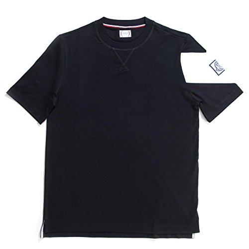 (モンクレールガムブルー) MONCLER GAMME BLEU クルーネック Tシャツ [並行輸入品]