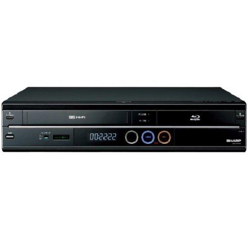シャープ 250GB 1チューナー ブルーレイレコーダー AQUOS BD-HDV22