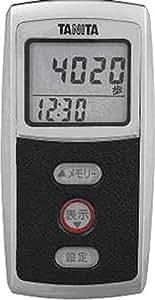 タニタ(TANITA) 3Dセンサー搭載歩数計 ブラック FB-720-BK