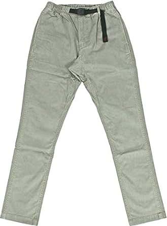 [グラミチ] ニュー ナローパンツ タイトフィット メンズ カーキグレー Sサイズ