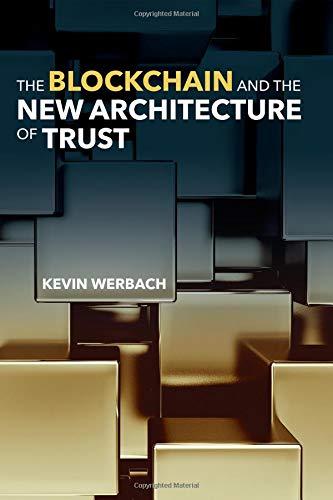[画像:The Blockchain and the New Architecture of Trust (Information Policy)]