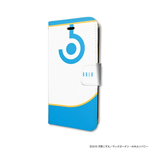 ARIA The AVVENIRE 01 ARIAカンパニ- 手帳型スマホケース iPhone6/6s/7/8兼用