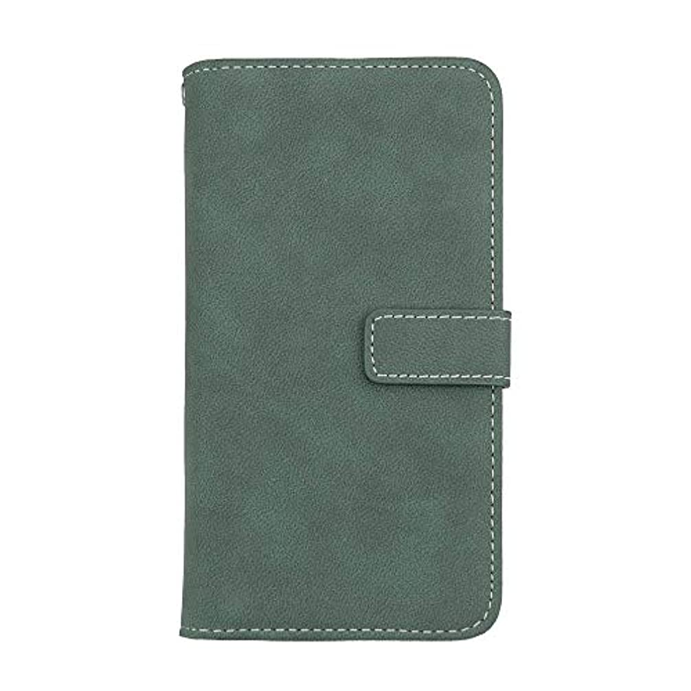 囲む木脆いXiaomi Redmi Note 3 高品質 マグネット ケース, CUNUS 携帯電話 ケース 軽量 柔軟 高品質 耐摩擦 カード収納 カバー Xiaomi Redmi Note 3 用, グリーン