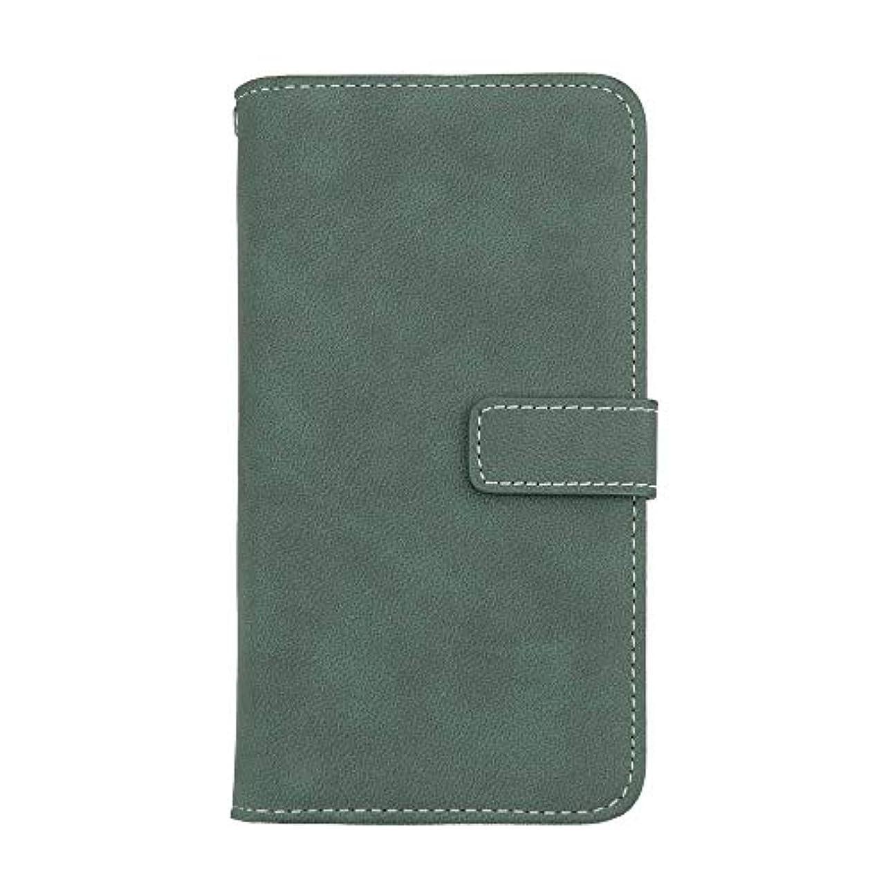 埋めるファーザーファージュスタンドXiaomi Redmi Note 3 高品質 マグネット ケース, CUNUS 携帯電話 ケース 軽量 柔軟 高品質 耐摩擦 カード収納 カバー Xiaomi Redmi Note 3 用, グリーン