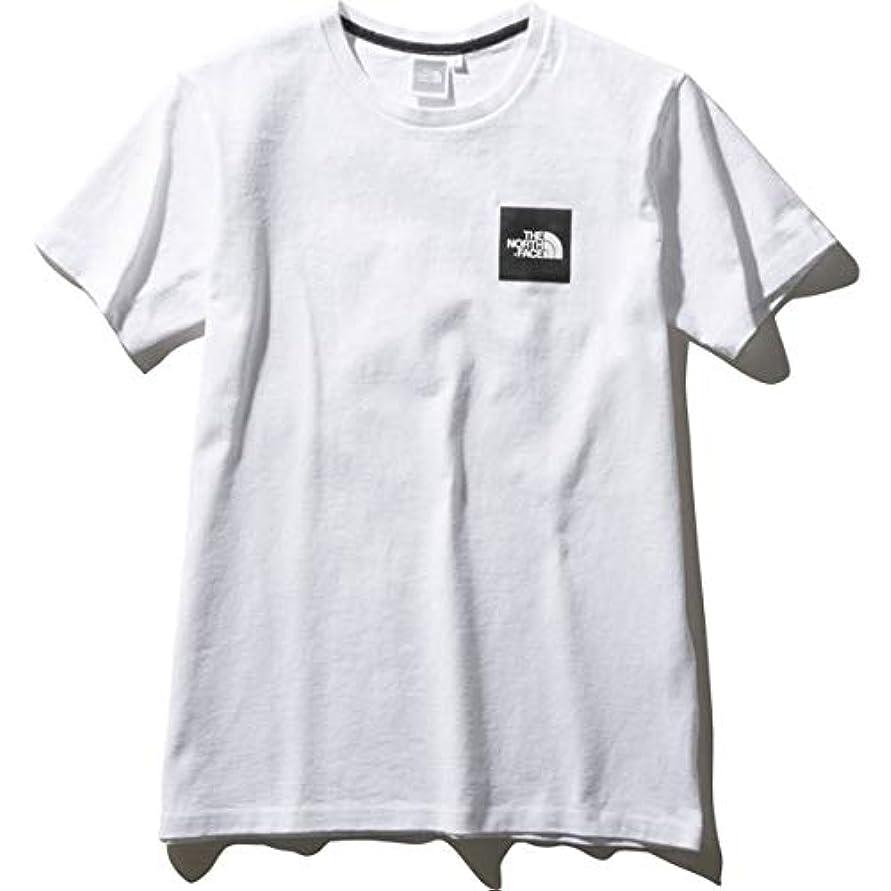 それぞれ凝縮する配送ザ?ノース?フェイス(THE NORTH FACE) 【TNE NORTH FACE】Tシャツ(レディース ショートスリーブスモールスクエアロゴティー)