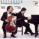 ベートーヴェン : チェロ・ソナタ第3番&第5番