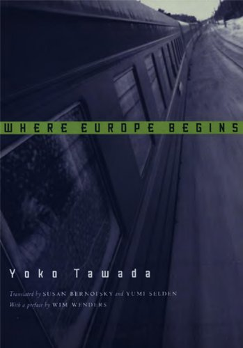 Where Europe Begins: Stories (New Directions Paperbook)