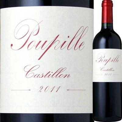プピーユ [2011] 750ml メルロー100% 赤ワイン フルボディ