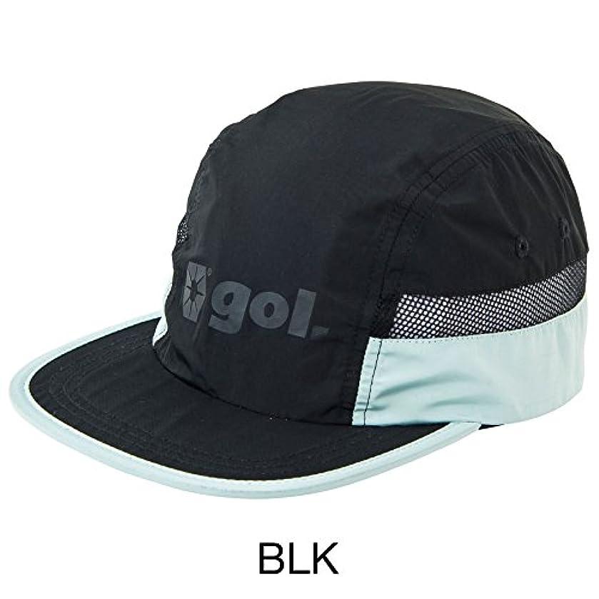 ラバ謎アジア人gol. (ゴル) ライトキャップ G883-513