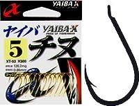 ささめ針(SASAME) ヤイバチヌ 金 5号 XT-03
