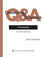 Questions & Answers: Contracts: Multiple Choice and Short Answer Questions and Answers