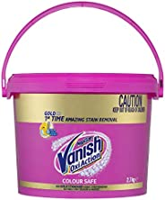 Vanish NapiSan Gold Pro Oxi Action Stain Remover Powder, 2.7kg