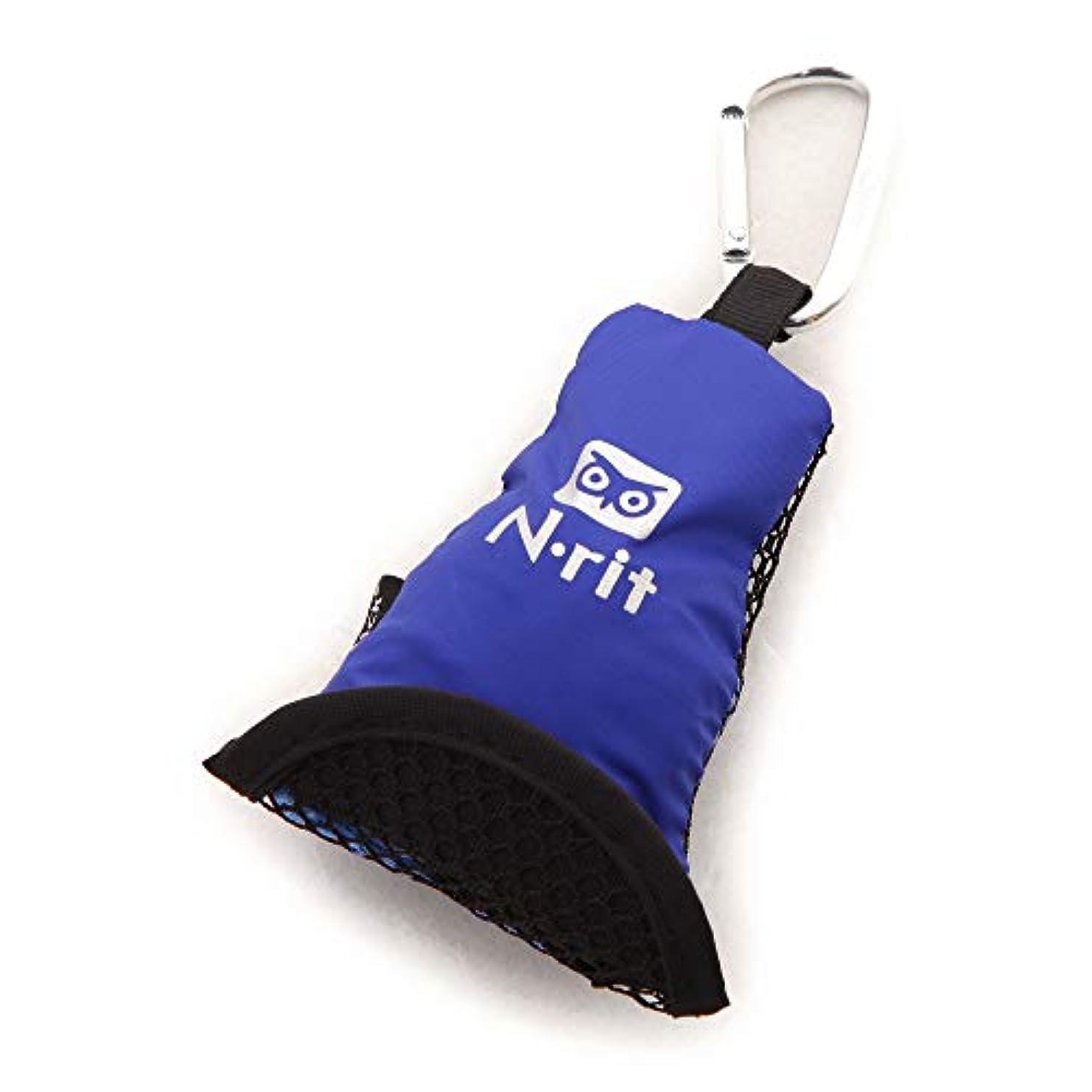 トロリーバスゴミ拍手キャラバン(キャラバン) N-rit カンパックタオル M 1610110660 吸収速乾タオル