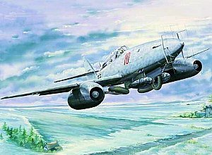 1/32 メッサーシュミット Me262B-1a U1夜間戦闘機