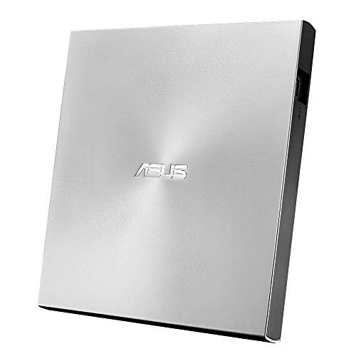 ASUSバスパワー 外付け ポータブル DVDドライブ Win10・Mac対応/M-DISC対応/書込ソフト付属/ M-DISC2枚付 ...