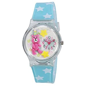 fizz フィズ 腕時計 デコウォッチ AL1255-BL レディース