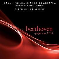 Beethoven: Symphonies 2 & 8 (2011-06-14)