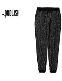 PUBLISH KLINE TERRY JOGGER PANT black (パブリッシュ ジョガーパンツ)ブラック