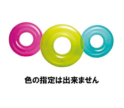 INTEX(インテックス) トランスパレントチューブ 76cm 59260 【色指定不可】 [日本正規品]
