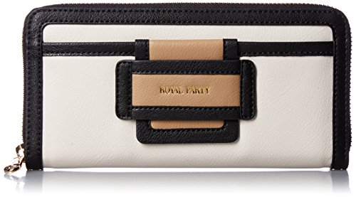 [해외][로얄 파티] Amazon 공식 지갑 파이핑 라운드 지퍼 지갑 RPLW6RT1/[Royal Party] Amazon Official Wallet Piping Round Zipper Long Purse RPLW 6RT 1