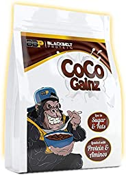 Blackbelt Protein CoCo Gainz, Ideal Meal to Smash the Sugar cravings without the Sugar