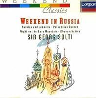 Weekend in Russia