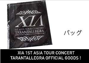 【限定予約】Xia Tarantallegra JYJ ジュンス ASIA TOUR CONCERT 公式応援グッズ【バック】