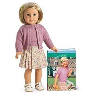 American Girl (アメリカンガール) Kit Kittredge Doll & Paperback Book ドール 人形 フィギュア(並行輸入)