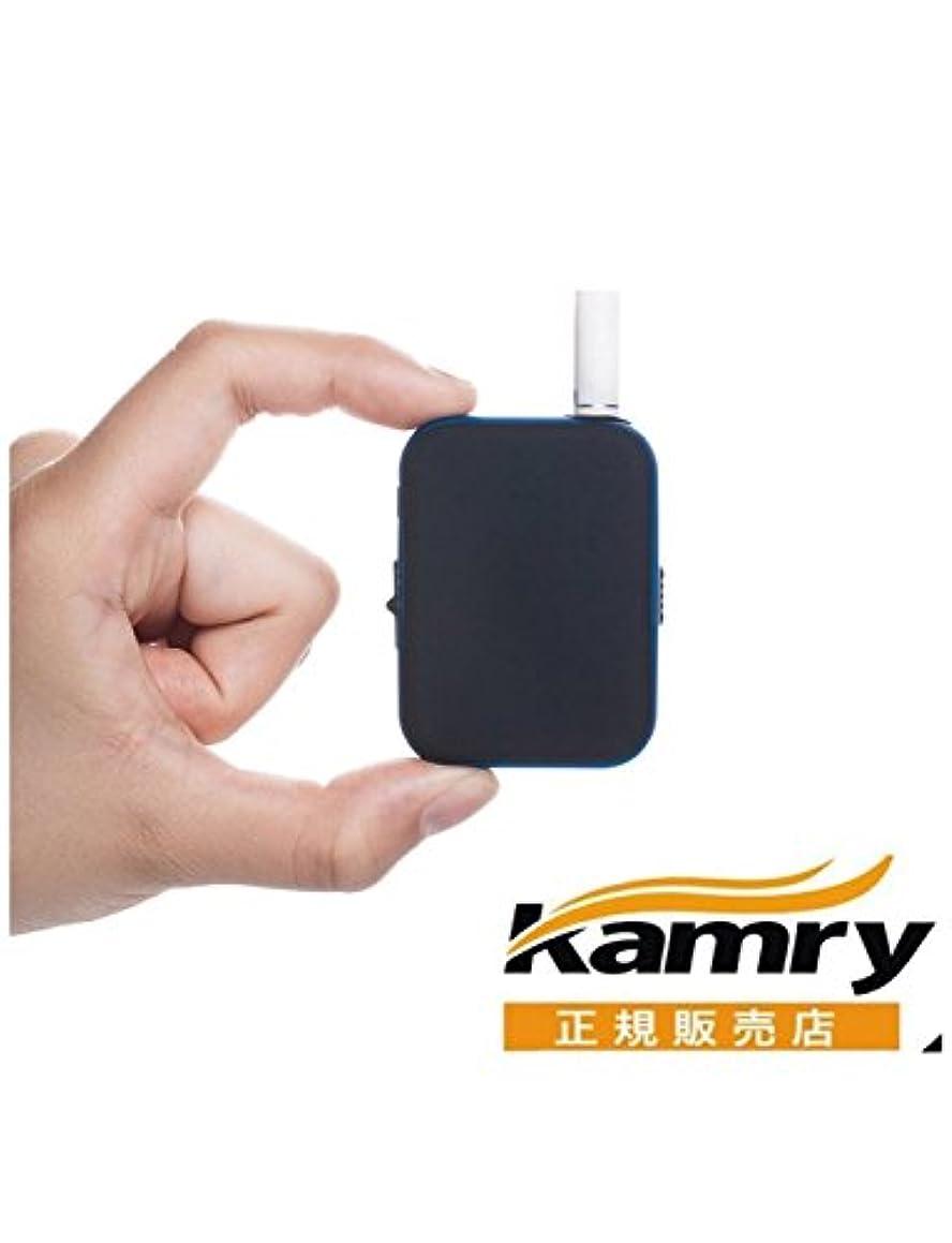 Kamry アイコス 互換機 2018 超小型 Kecig4.0 電子タバコ 加熱式非燃焼 (ブラック)