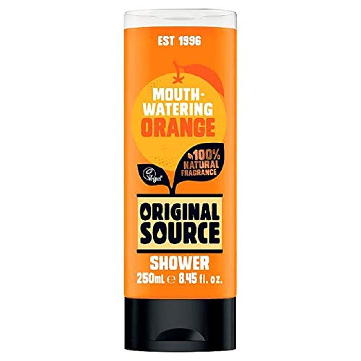 余分なつぶすメイン[Original Source ] 元のソースオレンジシャワージェル250ミリリットル - Original Source Orange Shower Gel 250Ml [並行輸入品]