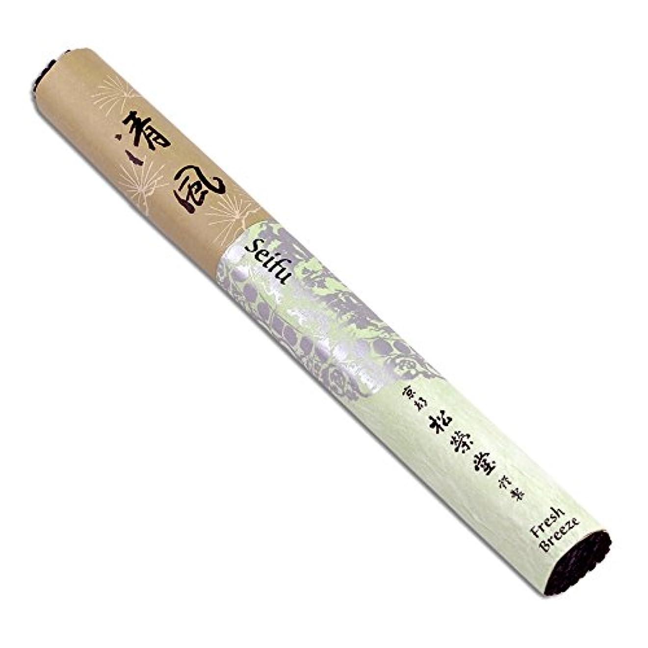 大人フラッシュのように素早くロータリーShoyeido sei-fu Fresh Breeze – 35 Sticks