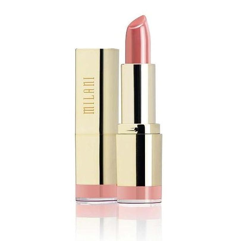 ビュッフェずんぐりした詐欺MILANI Color Statement Lipstick - Nude Creme (並行輸入品)